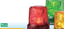 Đèn xoay RLR PATLITE Ø162mm (Special order)