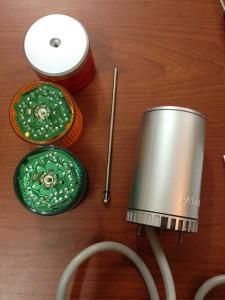 module đèn tháp patlite