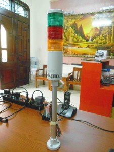 đèn tháp tín hiệu LME