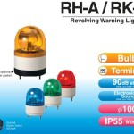 Đèn xoay RHB PATLITE phi 100mm